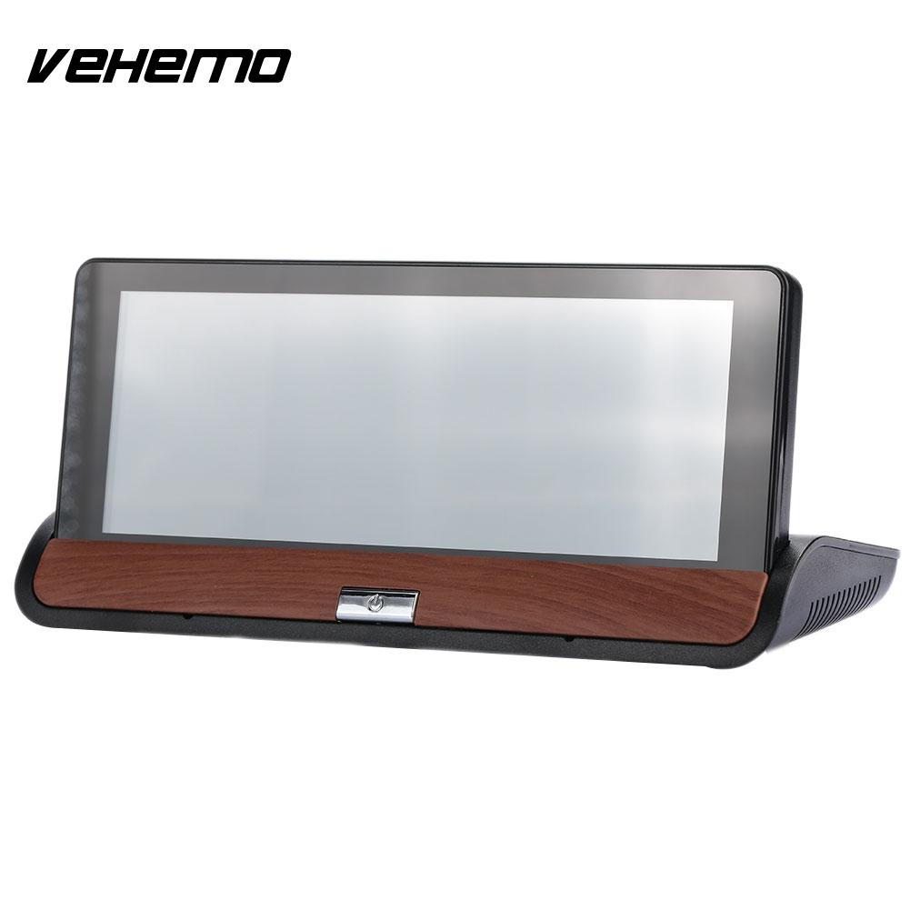 Vehemo LED Video Recorder DVR Car GPS WIFI GPS Navigator G Sensor DVR Camera Touch Screen gps модуль для dvr 630