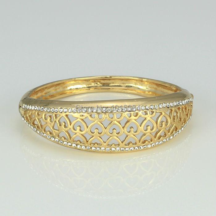 AAAA 2015 Dubai Royal jewellery Civilians price Geometry hollow ...