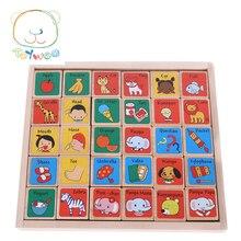 Montessori pièces jouet blocs