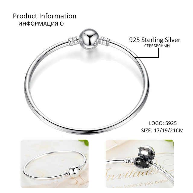 Sterling Silver Bracelets and Bangles