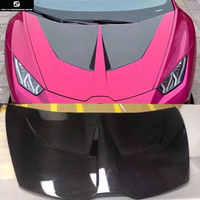 LP-610 LP610 Carbon Fiber Front Hood bonnet cover For Lamborghini Huracan LP610 2015