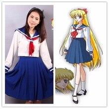 2016 Новый Лолита Косплей Sailor Moon Юбки Каваи Сейлор Мун Сейлор Девушка Юбки Юбка Девушки Школьная форма Бесплатная Доставка