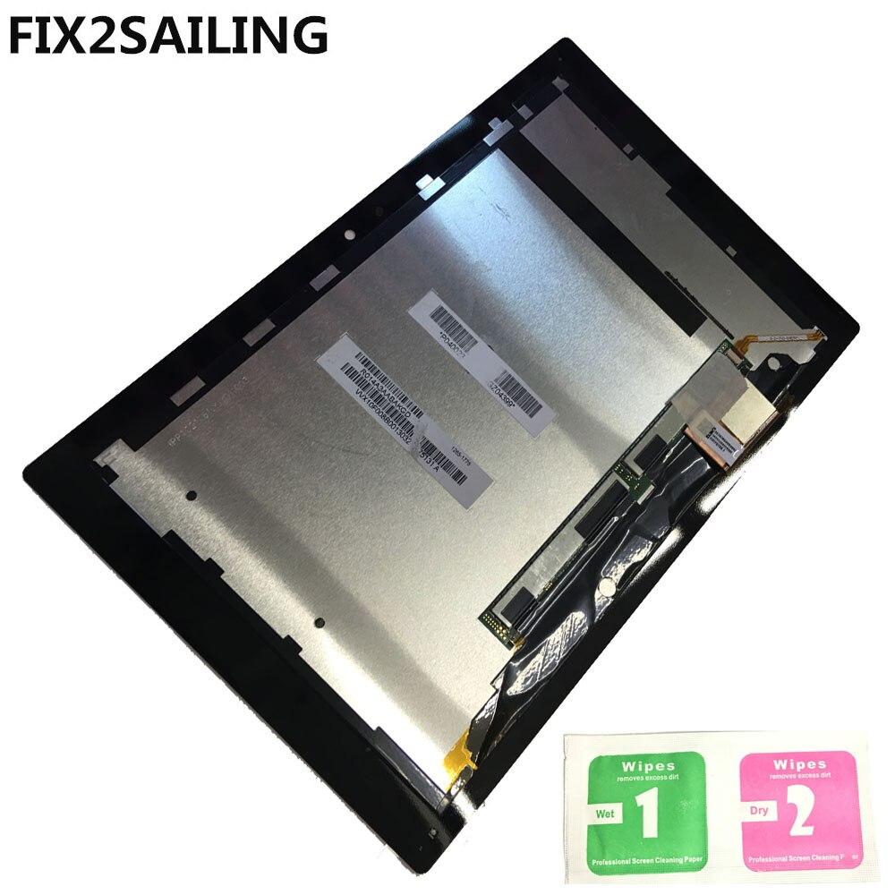 100% LCD Affichage Digitizer Capteur Verre Remplacement Assemblage Du Panneau Pour Désolé Xperia Tablet Z 10.1 SGP311 SGP312 SGP321