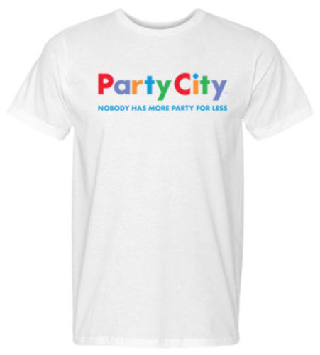 PARTY CITY Birthday Store T-shirt