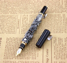 fountain Pen metal dragon