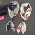 70x70cm Mini fashion scarf women, 100% Silk Scarf Square animal Design scarves luxury brand,women scarfs for elegant decoration