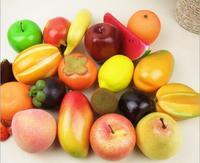 Chaude Simulation fruits légumes Fruits Artificiels Simulation Fruits légumes apple chili banane décor à la maison