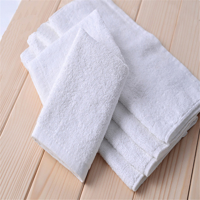 Soft White Hand Towel