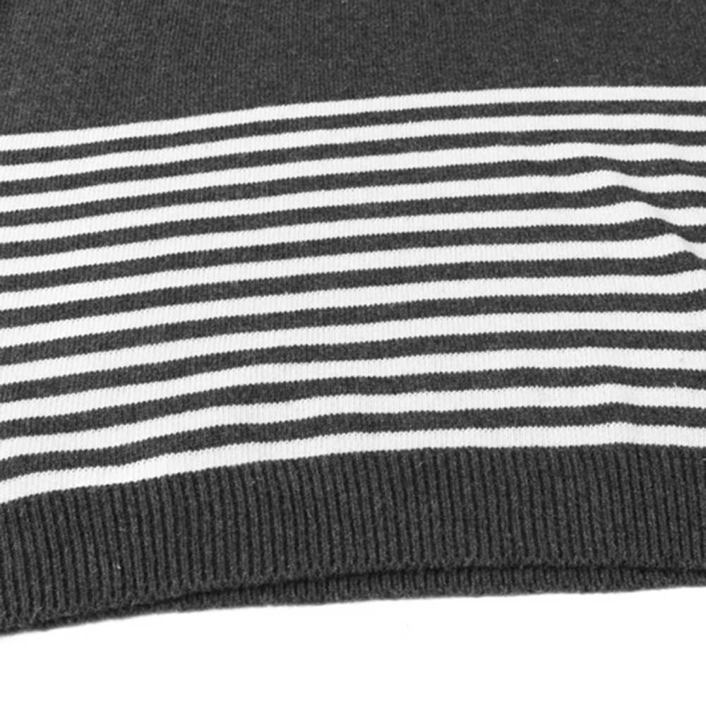 2018新しい秋/冬薄いセーター男性ブランド服ファッション男性プルオーバー高品質縞模様のニットセーター男性