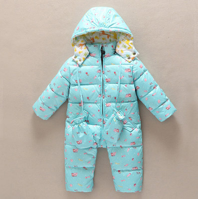 Childrens clothing childrens duvet suit winter baby white duck down and downChildrens clothing childrens duvet suit winter baby white duck down and down