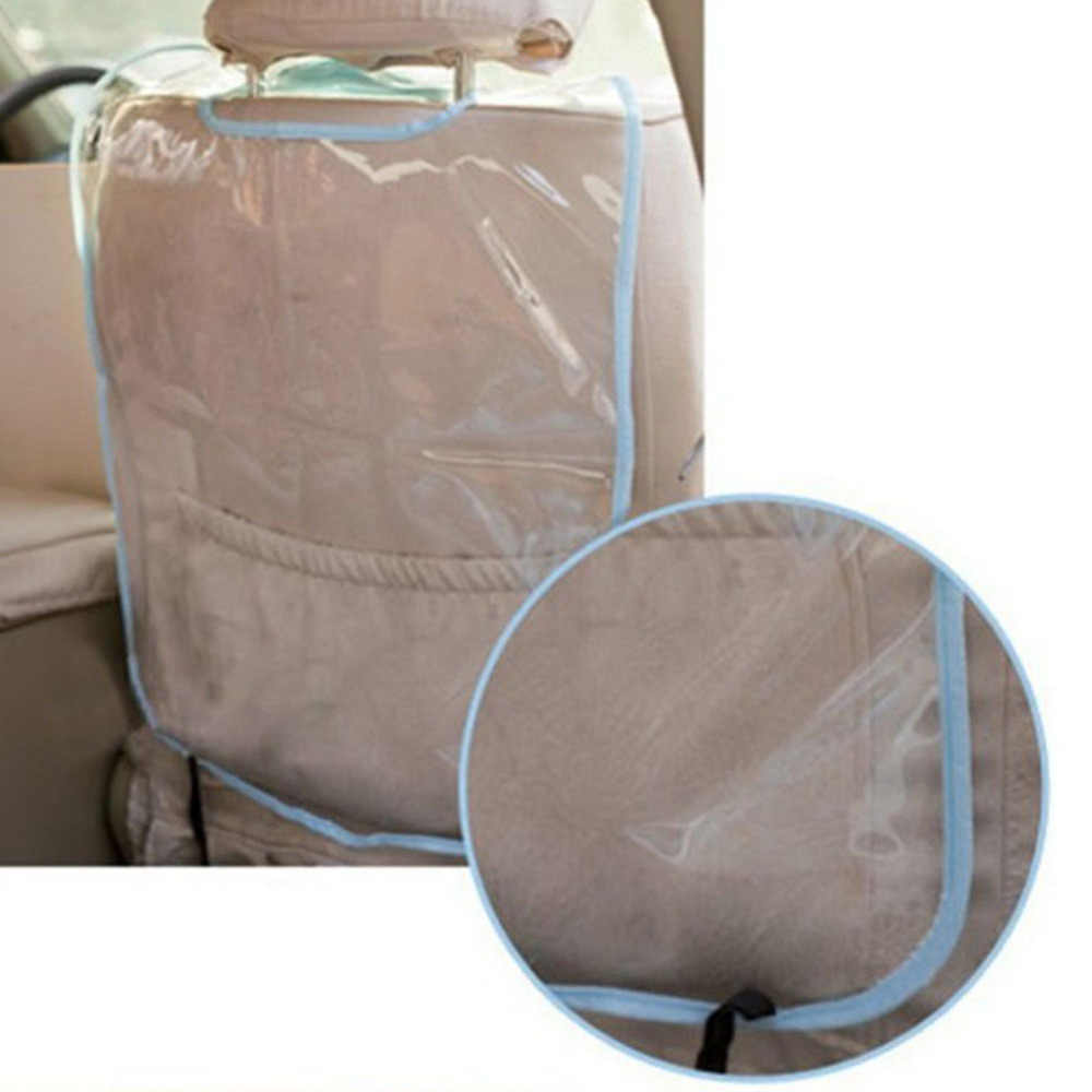 Сиденье автомобиля Черная защитная крышка для детей Kick коврик грязь чистый автомобиль водостойкое сиденье анти ребенок Kick Чехлы для детей младенческой