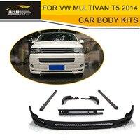 PU автомобилей для укладки тела Наборы Тюнинг Комплект для Volkswagen VW Multivan T5 2014