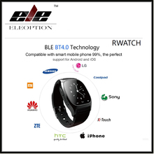 Rwatch M26S Bluetooth 4,0 Smart Uhr 1,4 «Tft-bildschirm Smartwatch für Android 2.3 zu 4,2 IOS 7.0 BT4.0 Tragbare Geräte