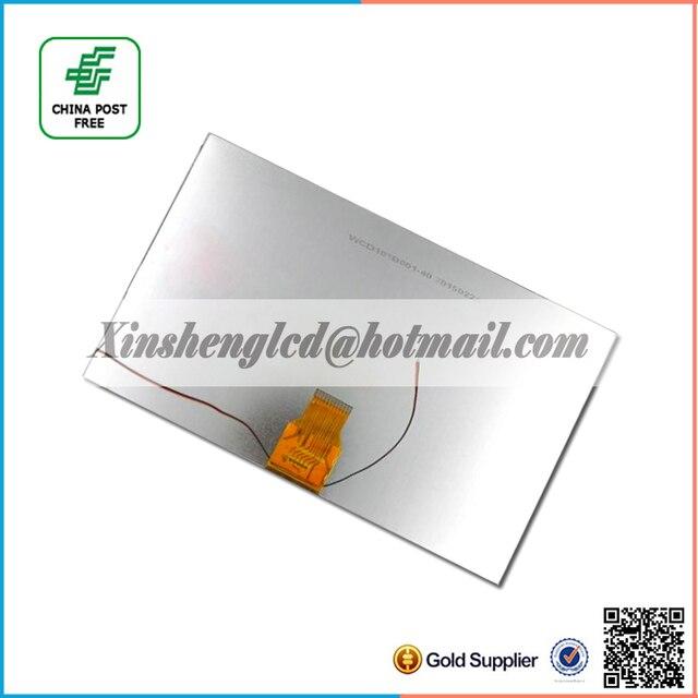 Оригинал A3LGTP1000 Tablet ЖК бесплатная доставка MF1011684001A 10.1 дюймов 1024X600 40pin