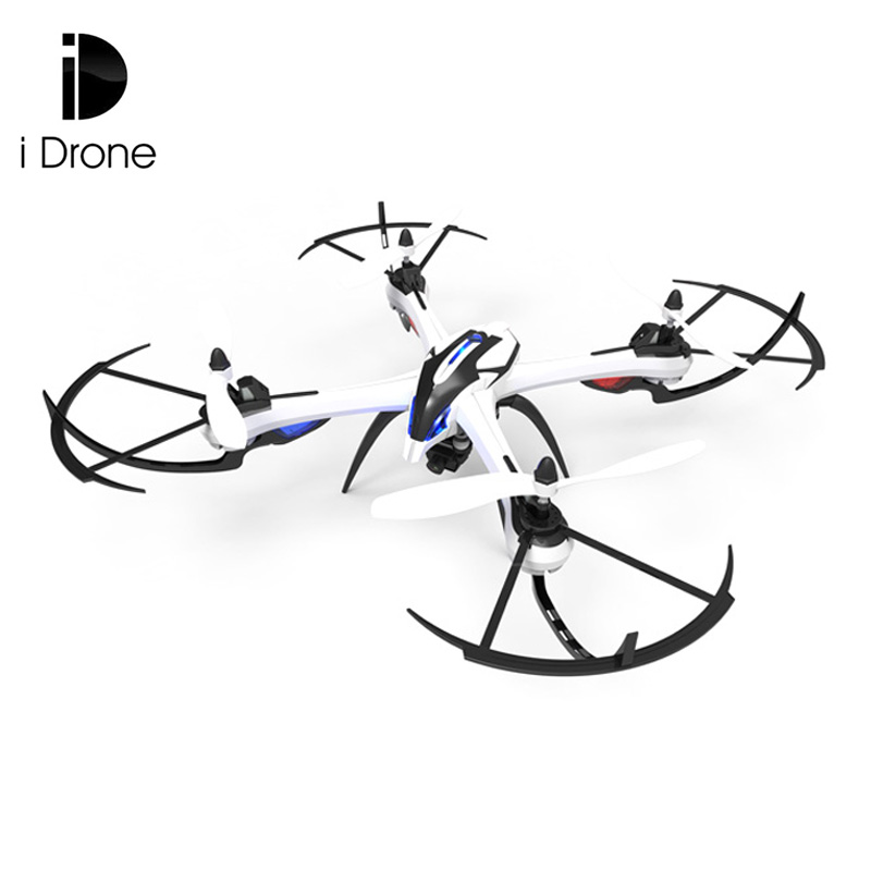 i Drone Tarantula X6 2018 Newest 6-Axis 2.4GHz RTF RC Drone Quadcopter With 2MP Or 5MP HD Camera RC Helicopter LED Light Drone hot sale drone yizhan tarantula x6 vs jjrc h16 rc quadcopter with 2mp or 5mp hd camera 6 axis 2 4ghz rc helicopter rtf