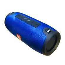 20 W xtreme Bluetooth Динамик колонка fm радио Беспроводной портативный звуковой блок mp3 громкий Динамик usb Сабвуфер AUX Бумбокс PC sound bar