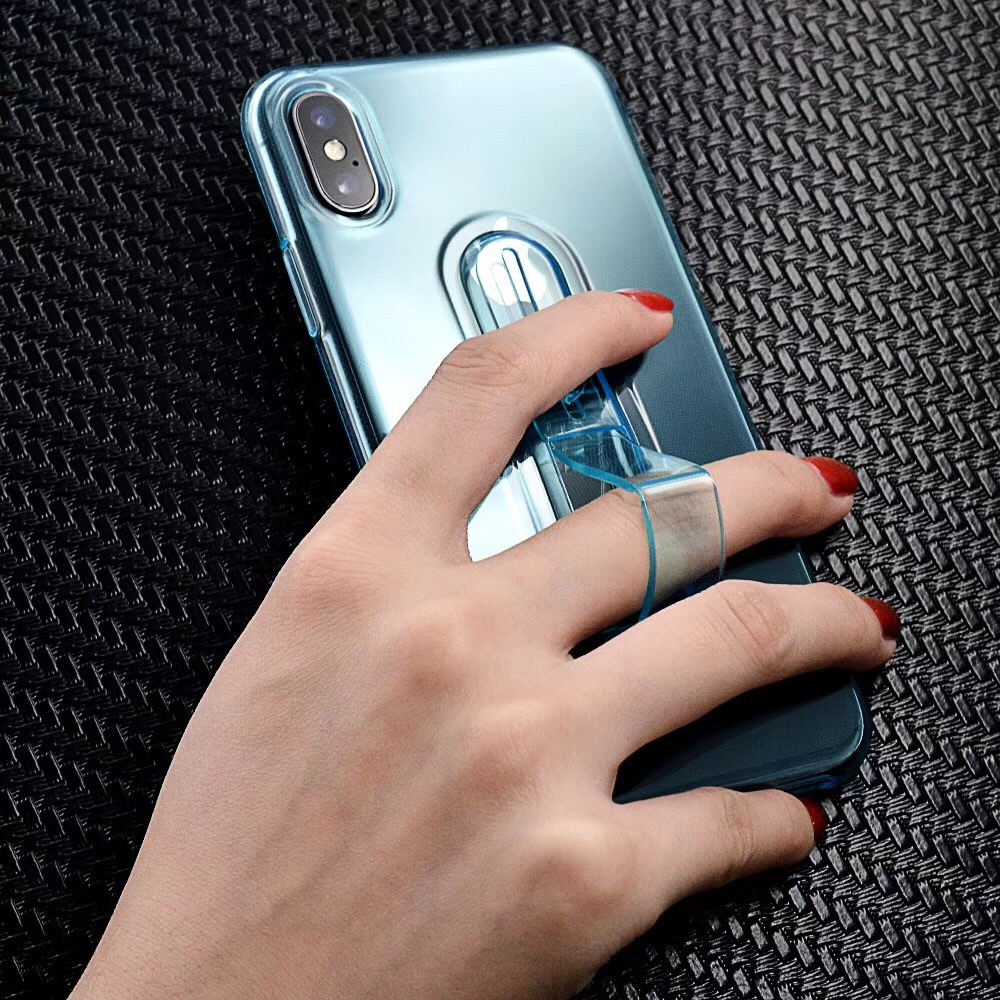 2in1 Ultra thin Clear Transparent TPU Silicone Case for Huawei P20 lite Pro Mate10 lite  Y7 Pro 2018 Honor 7A Y9 2018