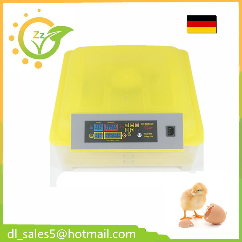 Chicken egg incubator hatching machine automatic 48 eggs China cheap hatchery machine domestic small chicken poultry hatchery machines 48 automatic egg incubator 220v hatching for sale