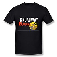 New CHICAGO Broadway Musical Show Famous Men S Black T Shirt Size S To 2XL Clothing