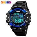 SKMEI мужские модные спортивные часы с хронографом водонепроницаемые цифровые наручные часы Мужские часы для отдыха Relogio Masculino 1325