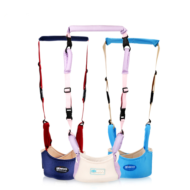 Baby learning to walk with baby summer breathable dual traction rope four seasons general anti-lost