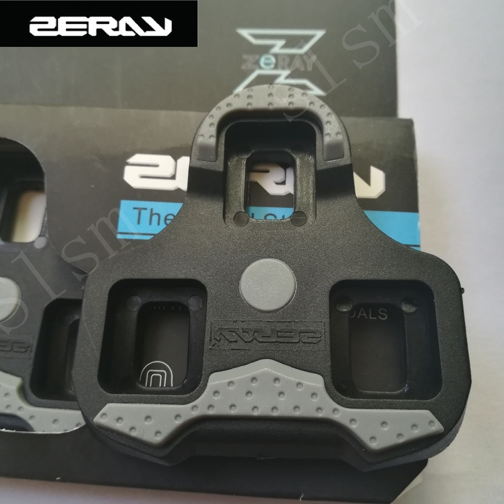 1Pair SPD KEO Zeray 110 Quick Release Lock Cleats Road Bike Pedal locking Pedals Cleat Cover Cycling Accessories