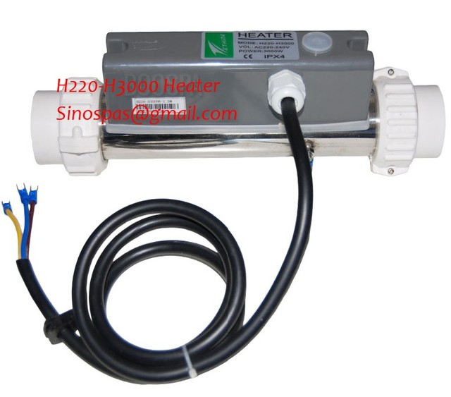 Ethink H220 H3000 Bathtub HEATER 240V 3KW