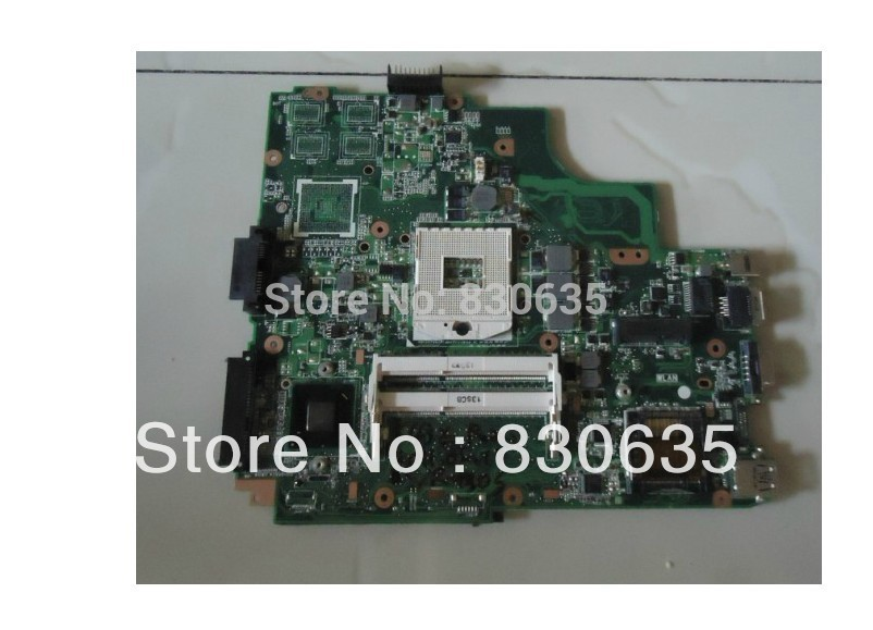P43E motherboard tested by system LAPTOP CASE