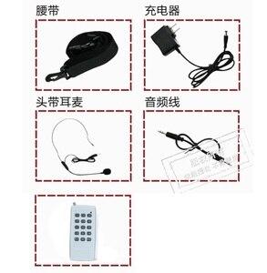Image 3 - AKER AK28 loudspeaker wireless remote control high power amplifier 16w