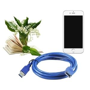 Image 4 - 1 m Tốc Độ Cao USB3.0 Mở Rộng dây 100 cm Nam Nữ Đổi Chiều Dài, USB3.0 Cáp Nam thành Nữ USB V3.0 USB3 Dây Cáp Dây