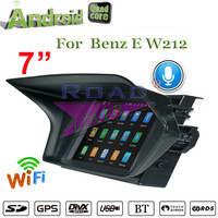 Roadlover 2+16G Android 7.1 Car Multimedia Player For Benz E W212 (2013 2014) Stereo GPS Navigation Quad Core 2Din Radio NO DVD