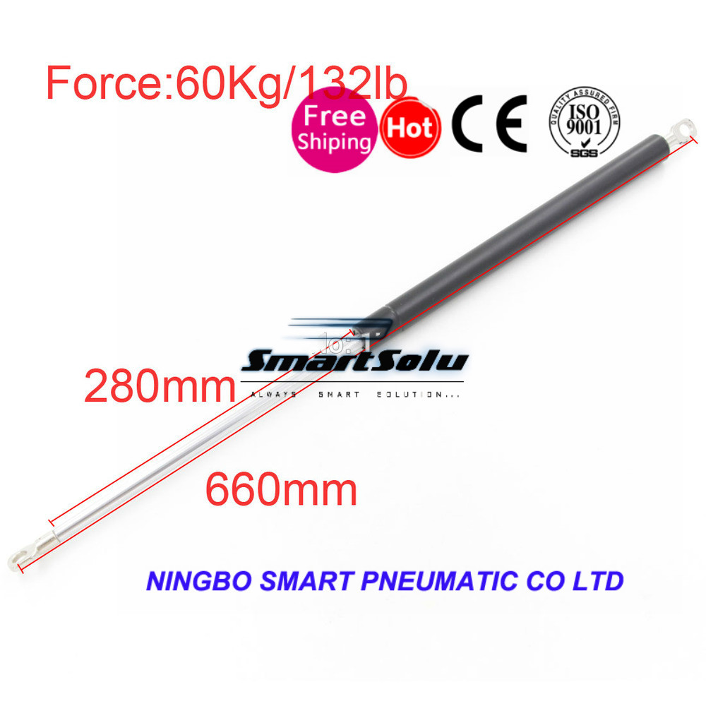 free shipping  60KG/132lb Force 280mm Long 660mm center distancefree shipping  60KG/132lb Force 280mm Long 660mm center distance