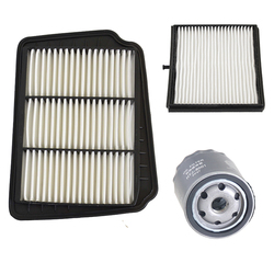Luchtfilter Cabine Filter Olie Filter Voor BUICK EXCELLE 1.6L 1.8L EXCELLE HRV 1.6L EXCELLE Wagon 96553450 96554421 25010792