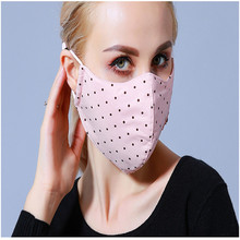 10pcs/Bags Autumn And Winter Masks New Three-dimensional Breathable Fashion Korean Cotton Dust Windproof Warm