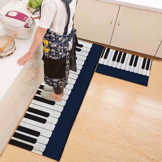 2016 Personnalite Piano Tapis Chambre De Chevet Salon Tapis Piano