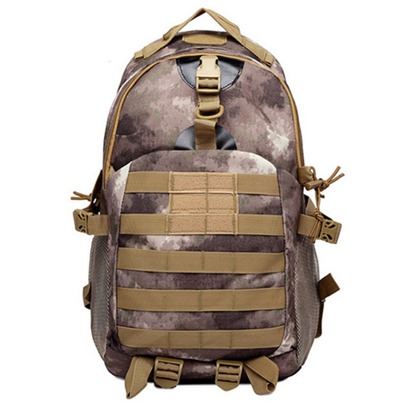 ФОТО Men Tactics Backpack Camouflage Molle Back Pack Waterproof Oxford Military Backpack Mochilas Militar Equipment