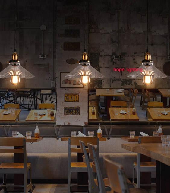 US $59.5 15% OFF|vintage lamp kitchen light industrial hanging lamp wrought  iron lighting vintage kitchen lamp dining pendant light edison bulb-in ...
