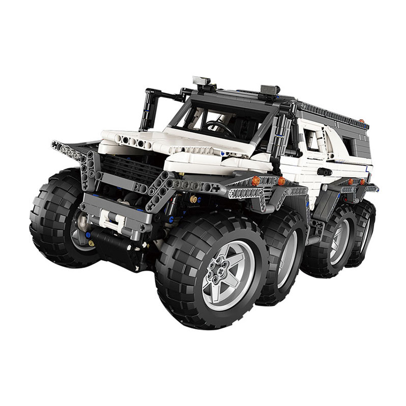 LEPIN 23011 2959pcs Technic Series Off-road Vehicle Model Building Block Bricks Toys For Children gifts Compatible 5360 Truck