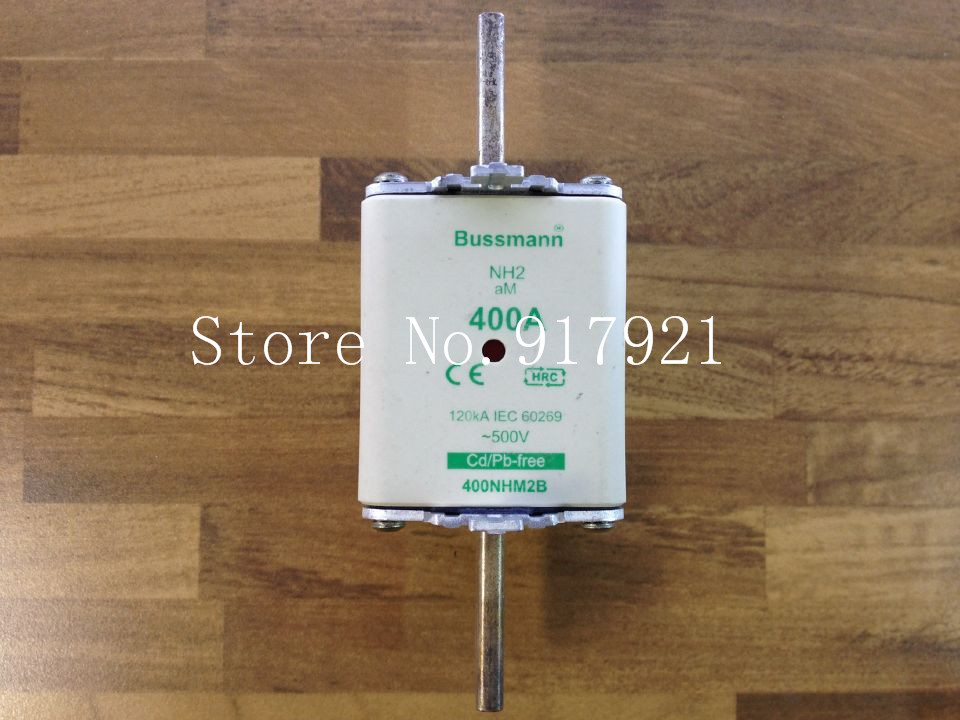 цена на [ZOB] The United States Bussmann NH2aM 400NHM2B 400A 500V fuse fuse original authentic