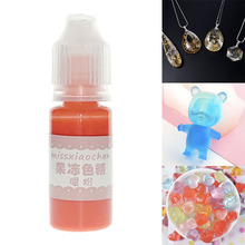 Droppshiping UV Resin Translucent Type Jelly Solidify Crafts for DIY Jewelry Mold dg88