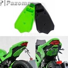 Черный зеленый мотоцикл задний хвост Tidy Fender Eliminator наборы для Kawasaki Ninja 250R 2008-2012