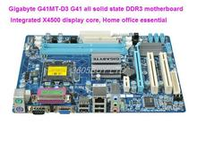 G41MT-D3 G41 all solid state DDR3 motherboard supports L5420 interface with