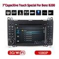 Free shipping Car DVD Player for Mercedes/Benz Sprinter B200 Vito Viano W169 W245 W469 W906 GPS A9 Quad Core Wifi 8g map gift