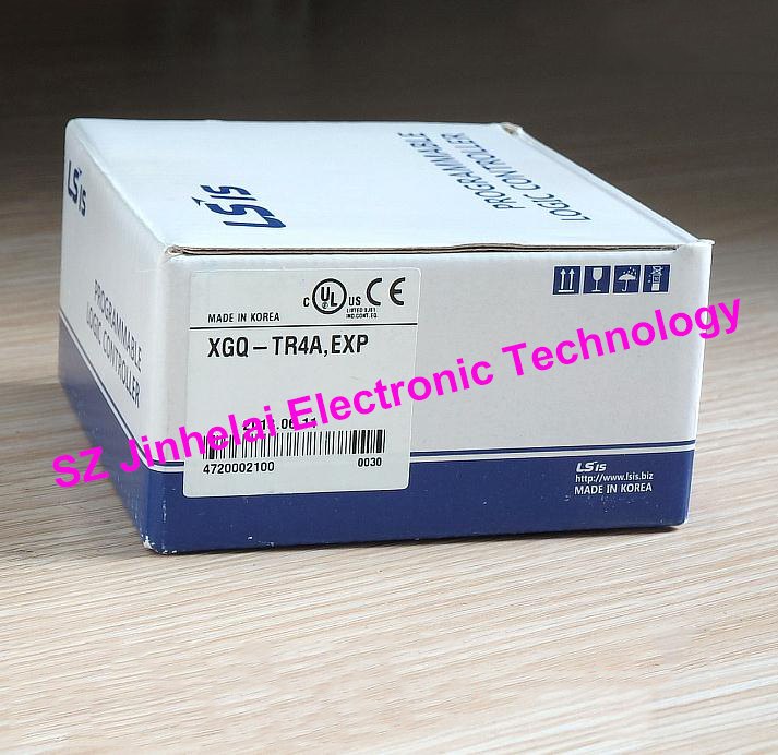 100% New and original XGQ-TR4A LS Plc output unit, Tr.(NPN Type) Output 32 points(DC12/24V 0.1A) plc a1sx42 s1 input unit dc12 24v dc a1 module