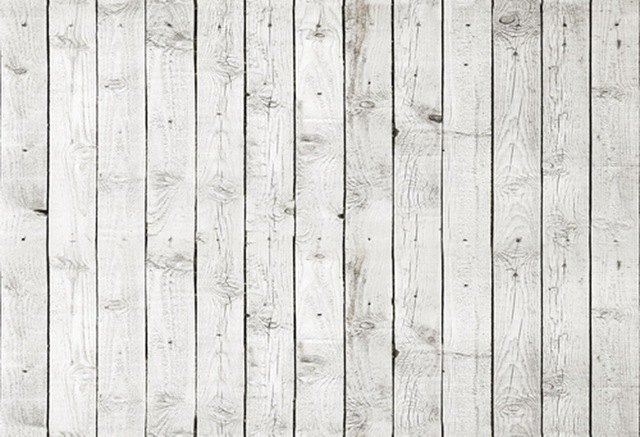 Vintage Wood Photography Backdrop Distressed White Planks Floordrop Digital Printed Vinyl Studio Photo Background D