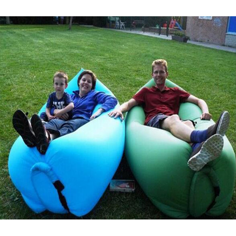 Blue Inflatable Chair Promotion Shop for Promotional Blue  : Fast font b Inflatable b font toys laybag Hangout Lounger font b Inflatable b font Sofa from www.aliexpress.com size 800 x 800 jpeg 138kB