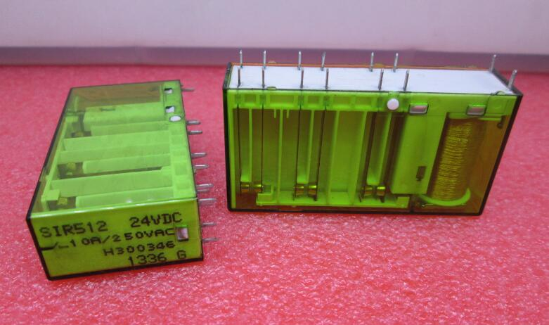 цена на relay SIR512-24VDC SIR512 24VDC SIR51224VDC 512 24VDC DC24V 24V DIP14 2pcs/lot