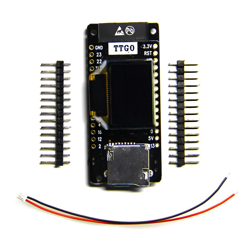 ESP32 T2 0.95 OLED SD card Module WiFi + Bluetooth development board module xilinx xc3s500e spartan 3e fpga development evaluation board lcd1602 lcd12864 12 module open3s500e package b