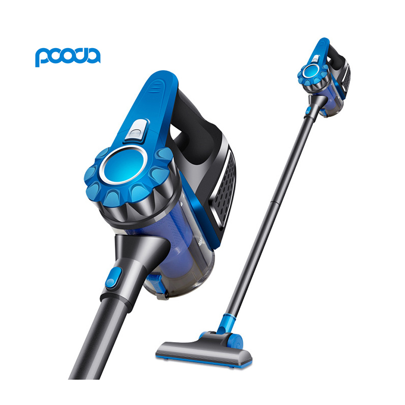 Pooda D9 Household Vacuum Cleaner Handheld Floor Cleaning Machine Portable Dust Collector Home Aspirator Handheld Vacuum Cleaner ultra quiet push rod vacuum cleaner portable dual use handheld dust collector mites killing device high power home aspirator