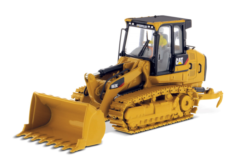 Collectible Diecast Toy Model Gift DM 1:50 Scale Caterpillar CAT 963K Track Loader Engineering Machinery 85572 DecorationCollectible Diecast Toy Model Gift DM 1:50 Scale Caterpillar CAT 963K Track Loader Engineering Machinery 85572 Decoration